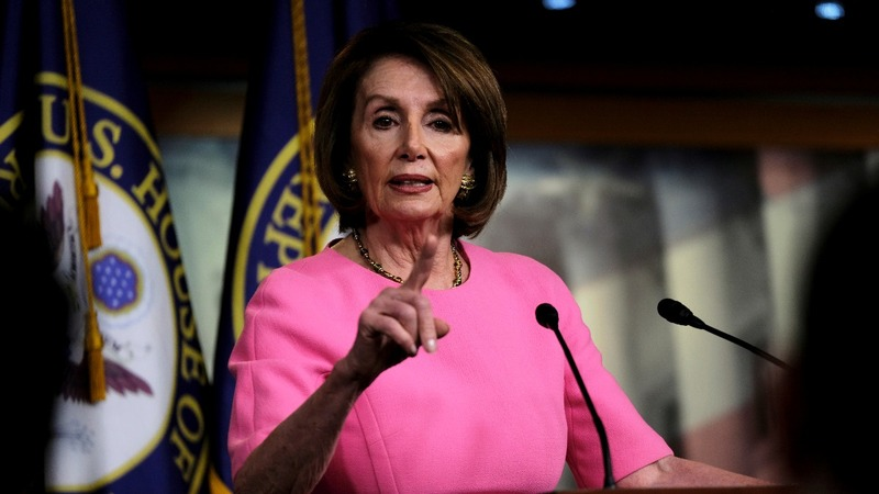 Pelosi wants an 'intervention', not impeachment