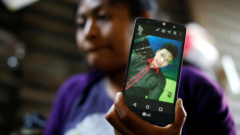 Guatemalan family mourns son who died in US custody
