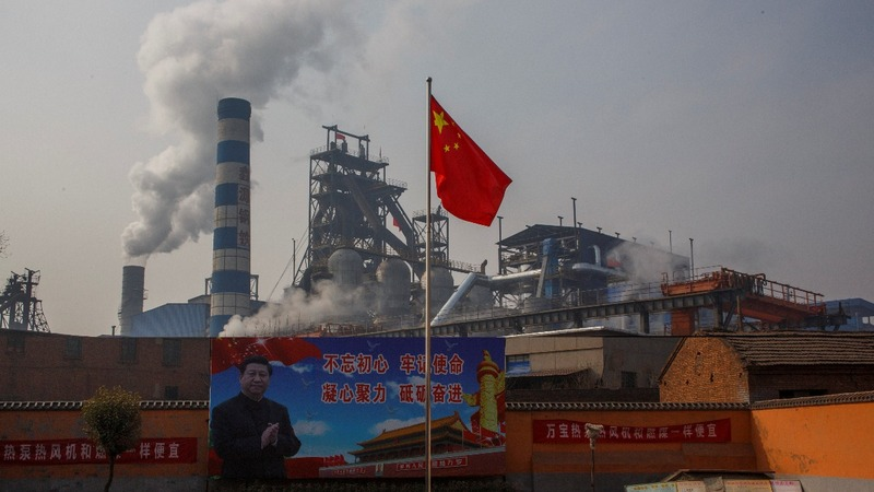 China's heartland 'sacrifice' for the war on pollution
