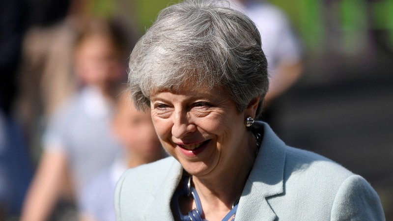 British PM Theresa May to resign on June 7