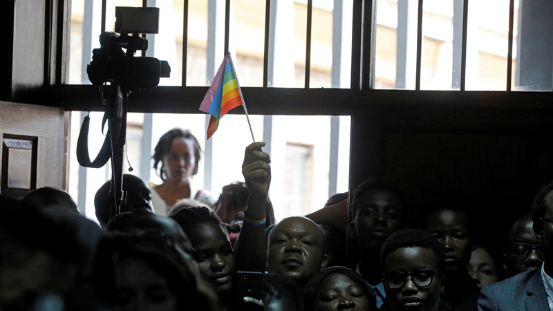 Kenya's high court upholds gay sex ban
