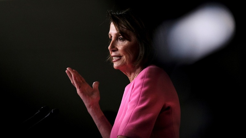 Trump's defenders share doctored Pelosi video