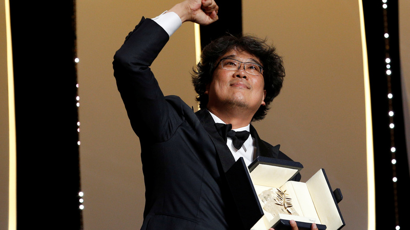 South Korean director takes home Cannes top prize