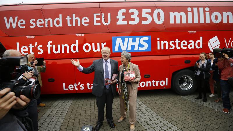 Boris Johnson faces trial  over Brexit claims
