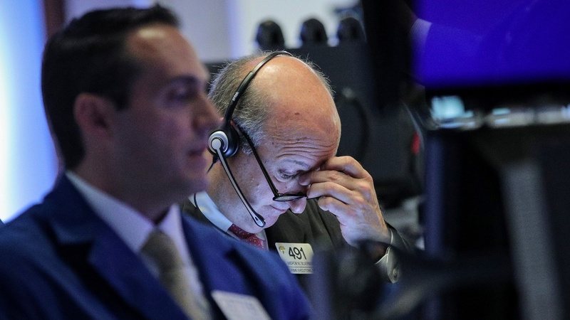 Wall Street sounds recession-watch alarm bell
