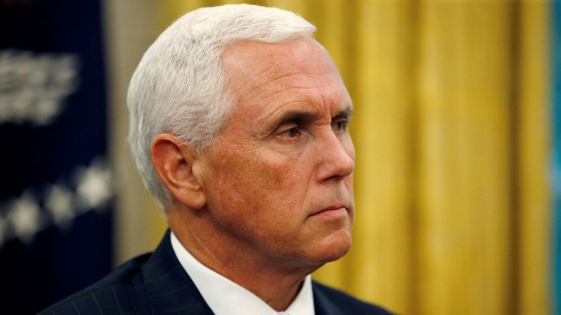 Pence puts his stamp on Trump health policy
