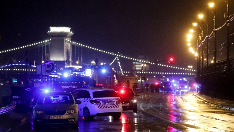 Hope dims for missing in Hungary boat disaster