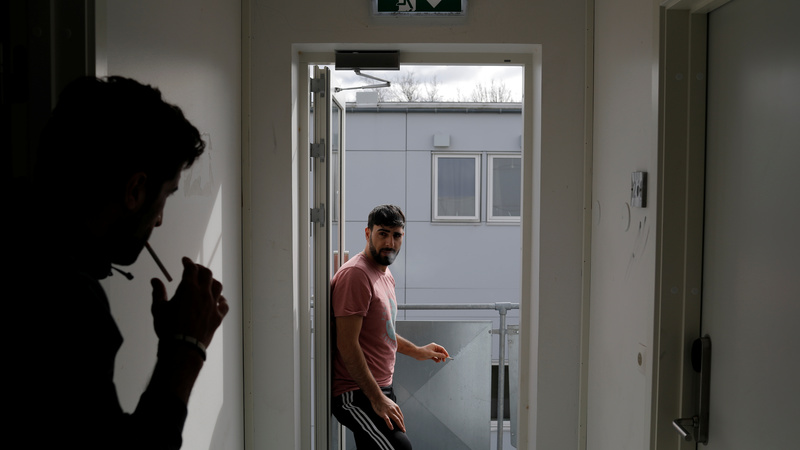 Trapped and afraid: Denmark's failed asylum seekers