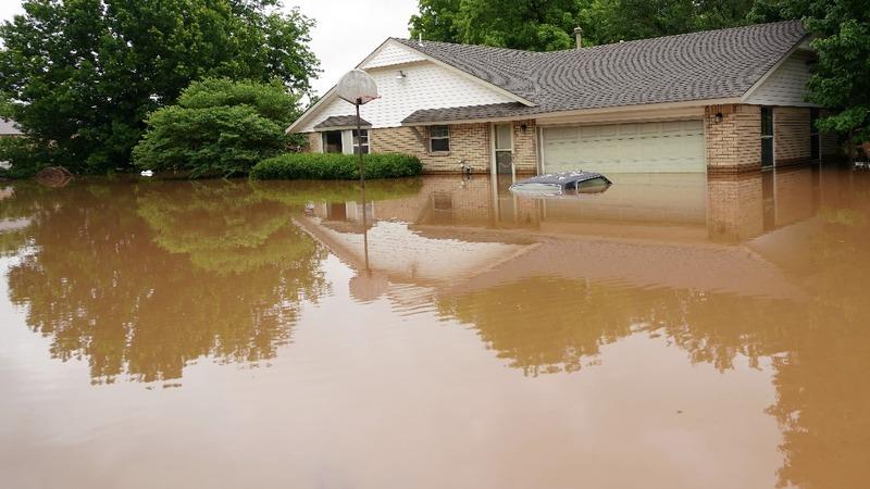 Arkansas, Oklahoma face 'historic' flooding