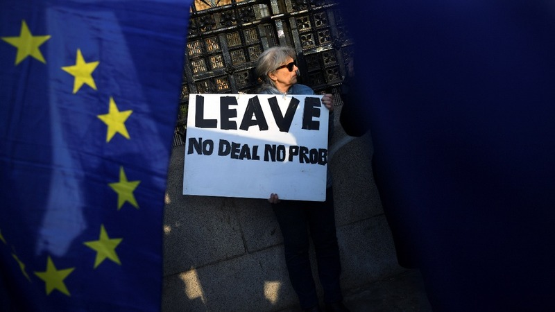 Can Britain's parliament stop a no-deal Brexit?