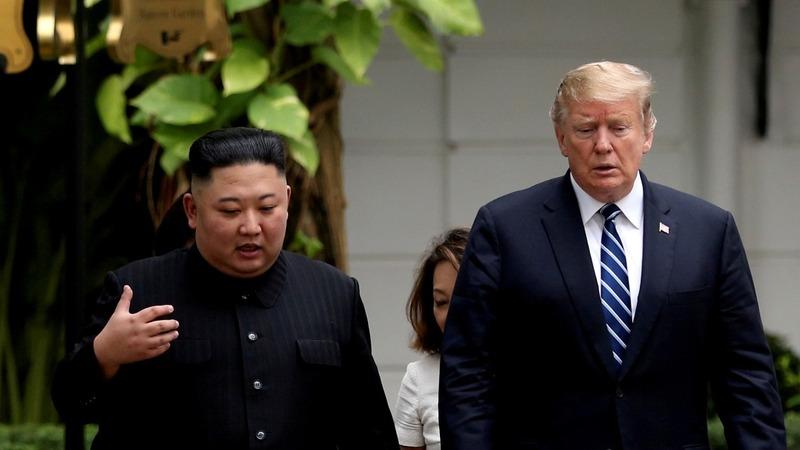 N. Korea 'executes officials' over failed summit