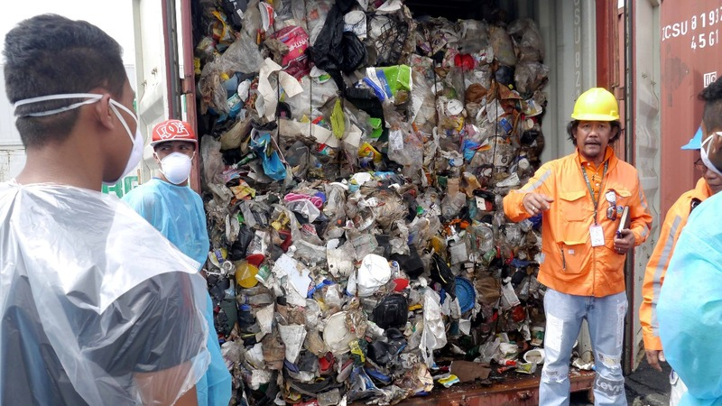 Philippines returns mislabeled waste to Canada