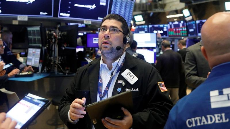U.S. stocks join selloff after Mexico tariffs