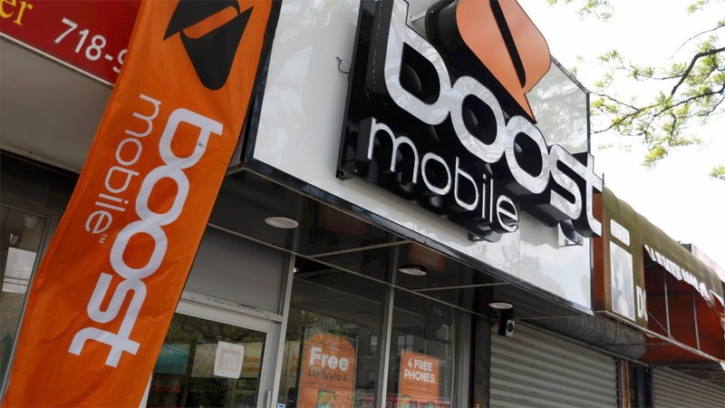 Amazon is interested in buying Boost Mobile