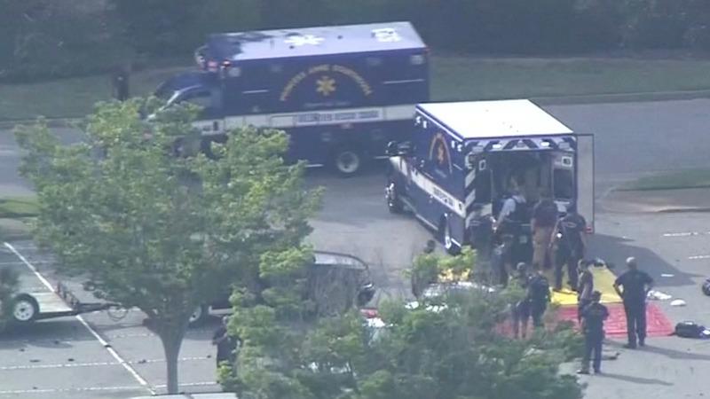 Virginia Beach shooting leaves over a dozen dead