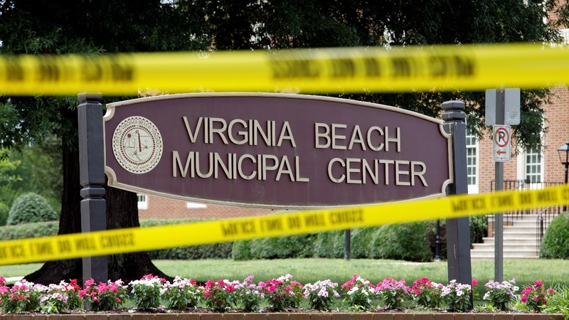 Virginia gunman was 'in good standing' with employer