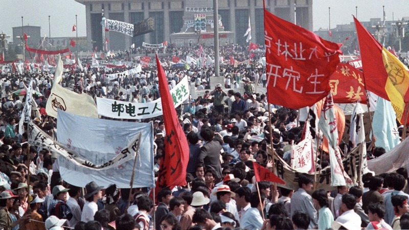 Tiananmen at 30: protesters' goals further than ever