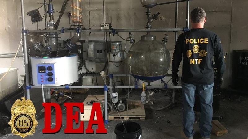 Exploding pot labs set California on edge