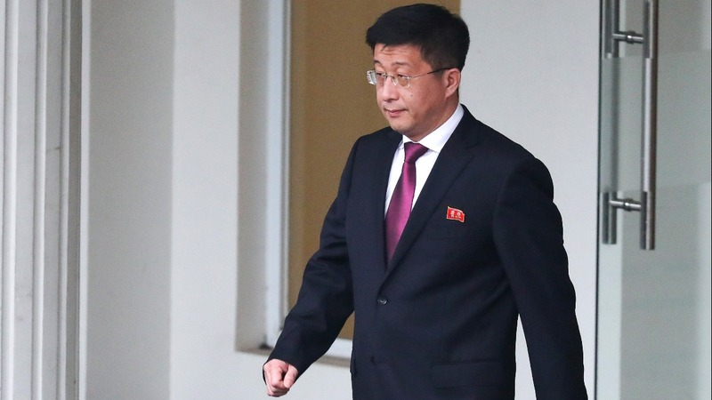 'Executed' North Korean official is alive: CNN