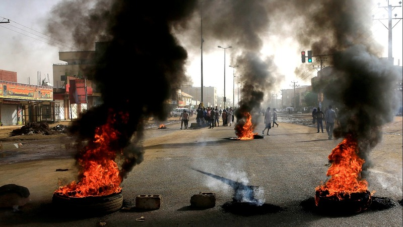 Sudan's military calls for snap elections