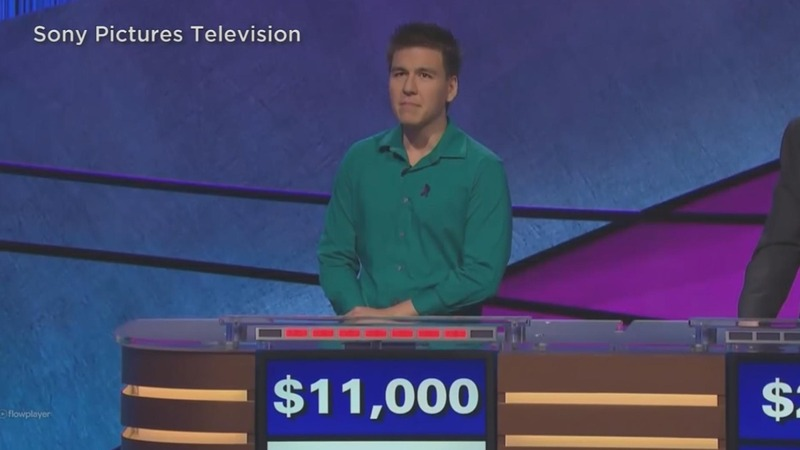 Jeopardy champ's streak ends just shy of record