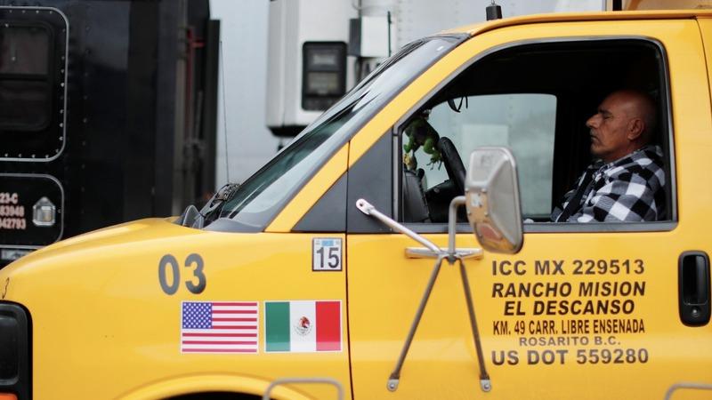 Trump says Mexico wants a deal as tariffs loom