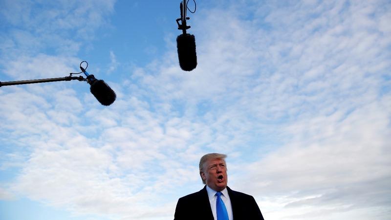 Trump threatens to ramp up Chinese trade war