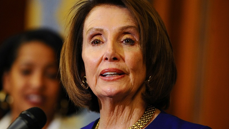 Reports: Pelosi wants to see Trump 'in prison'