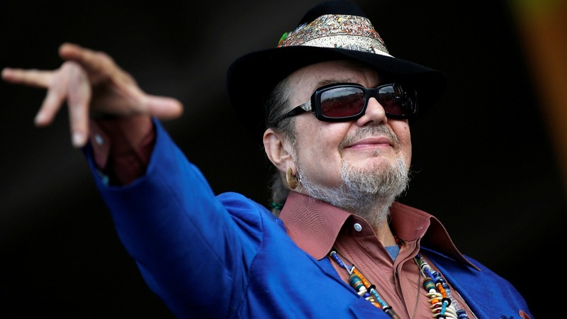 New Orleans music icon Dr. John dies at 77