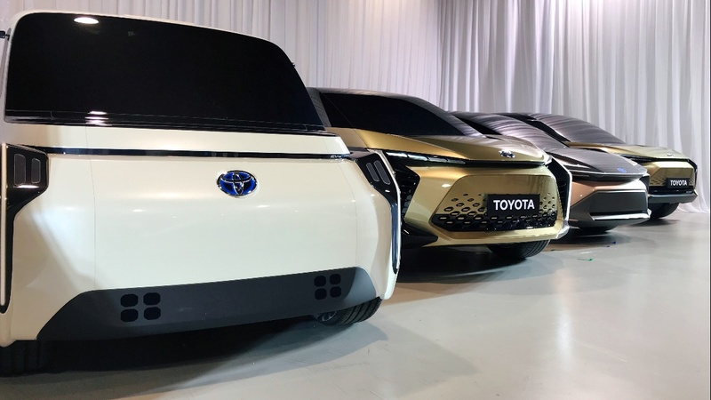 Toyota hits accelerator on electric car plans