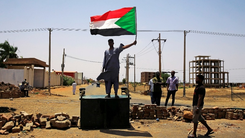 Ethiopian leader steps into Sudan crisis