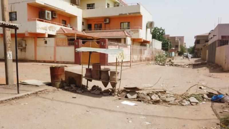 Civil disobedience call empties Sudan's streets