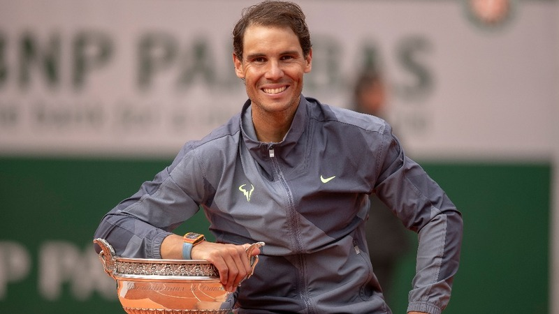 Nadal wins record-setting 12th French Open title