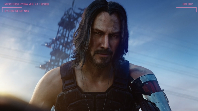 Xbox and Keanu Reeves steal show at gaming expo