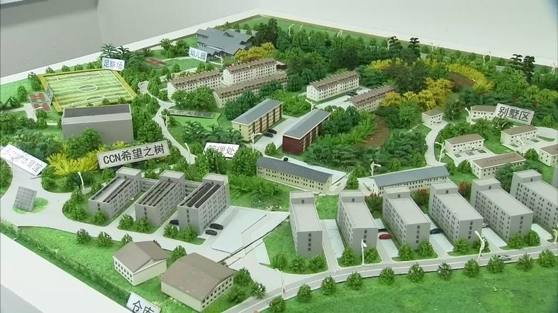 Chinese entrepreneurs take on rural German town