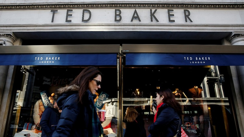Ted Baker shares tumble after profit warning