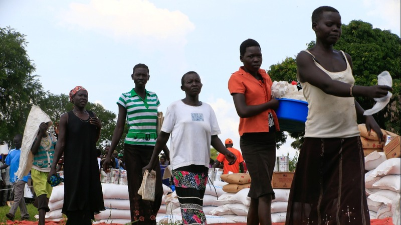 South Sudan's displaced return home