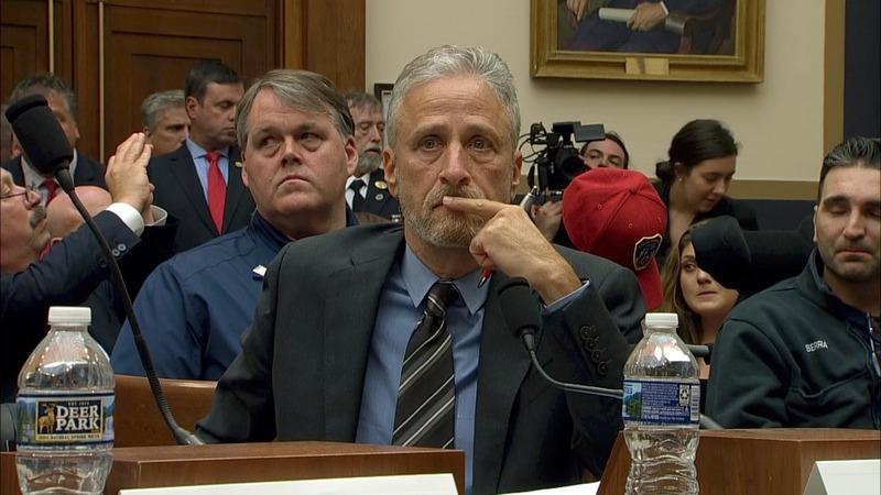 VERBATIM: Stewart lashes out at Congress on 9/11 bill