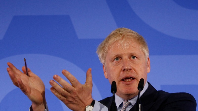 Boris Johnson makes pledge of October 31 Brexit