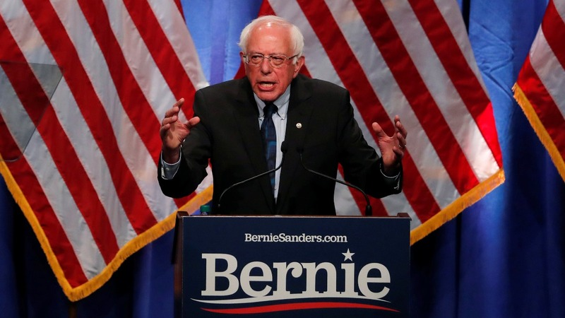 Sanders doubles down on democratic socialist views