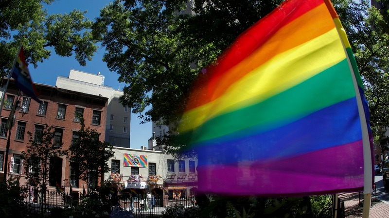 Activists revisit Stonewall to rekindle its spark