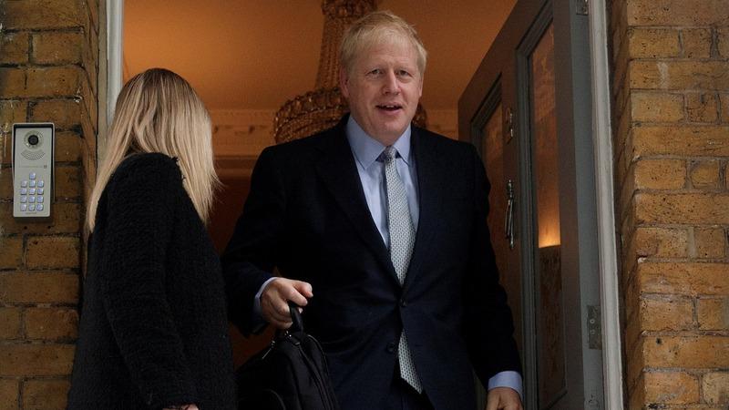 Brexiteer Johnson leads the UK's leadership race