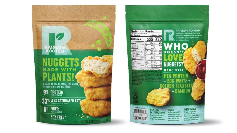 Tyson goes after Beyond Meat with plant combo