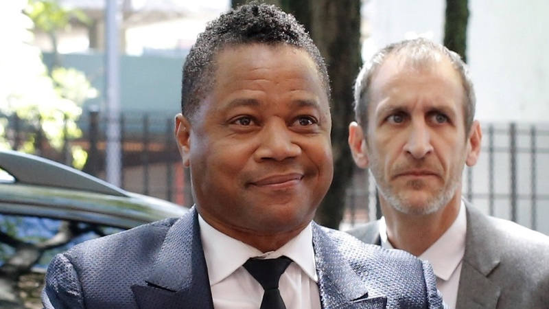 Cuba Gooding Jr. charged in NYC groping incident