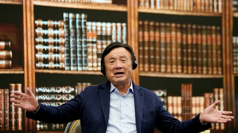 Huawei sees $30 billion revenue hit from U.S. ban