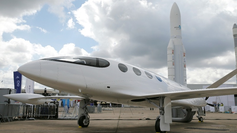 After cars, now it's planes going electric
