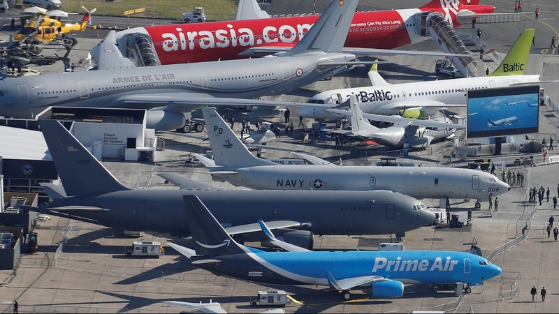 After Boeing shock, Airbus fights back