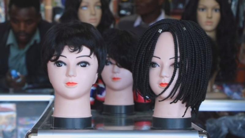Tanzanians flip their wigs over hair extension tax