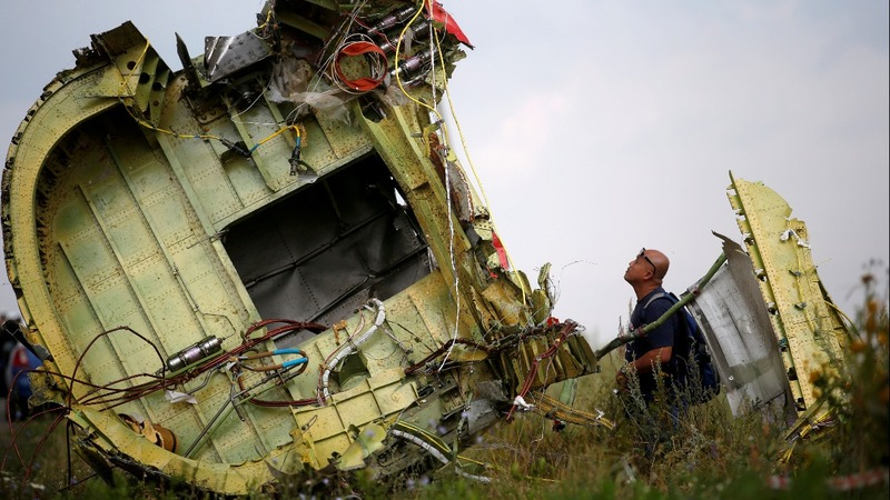 Four suspects face murder charge for downing MH17