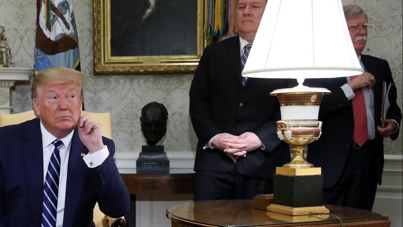 Trump pulls back from Iran strikes: report